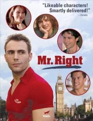 """VER ONLINE Y DESCARGAR PELICULA """"Mr. Right"""""""