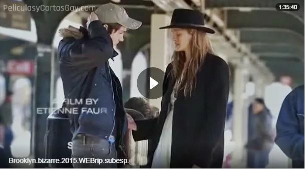 CLIC PARA VER VIDEO Bizarre - Película - Francia - 2015