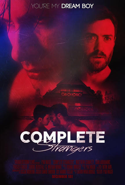 Completos Desconocidos - Complete Strangers - PELICULA - Canada 2020
