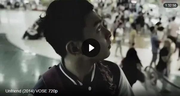 CLIC PARA VER VIDEO El Final De La Amistad - Unfriend - PELICULA - Filipinas - 2014