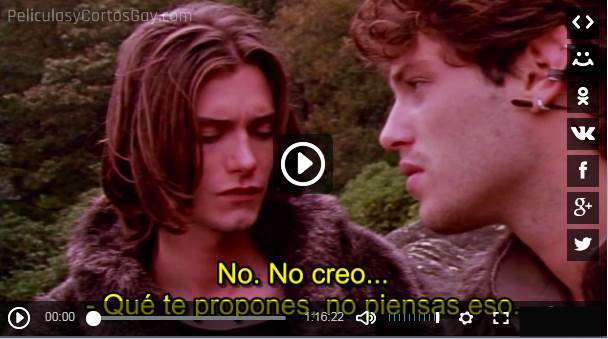 CLIC PARA VER VIDEO Los Lobos De Kromer - Wolves Of Kromer - PELICULA - 1998