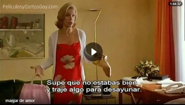 CLIC PARA VER VIDEO Manjar De Amor - Food of Love - PELÍCULA - España - 2002