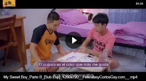 CLIC PARA VER VIDEO My Sweet Boy - Mi Dulce Chico - PELICULA - Tailandia - 2016