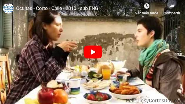 CLIC PARA VER VIDEO Ocultas - Corto - Chile - 2010