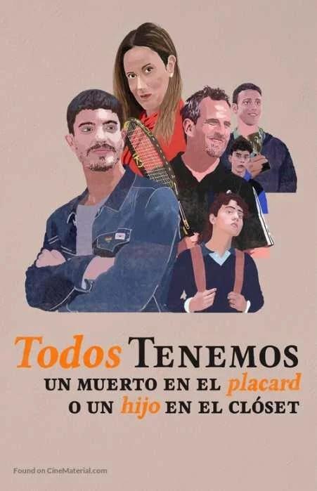 Todos Tenemos Un Muerto en el Placard o Un Hijo en el Clóset - Pelicula - Argentina - 2020