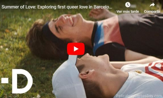 CLIC PARA VER VIDEO Verano de Amor - Summer Of Love - CORTO - España - 2016