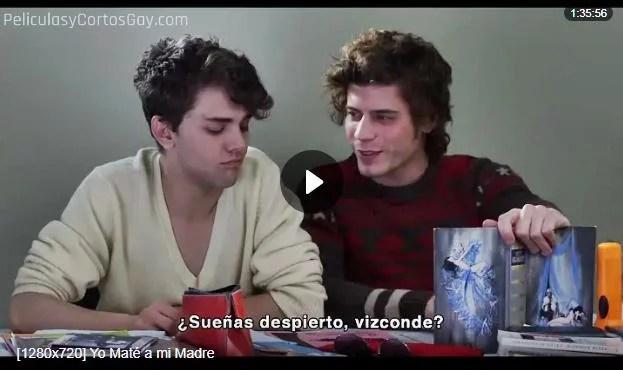 CLIC PARA VER VIDEO Yo Mate a Mi Madre - I Killed My Mother - PELICULA - Canada - 2009
