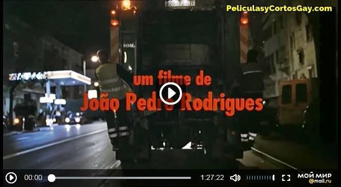 CLIC PARA VER VIDEO El Fantasma - PELICULA [+18] Portugal - 2000