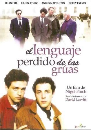 El Lenguaje Perdido de las Grúas - PELICULA - EEUU - 1991