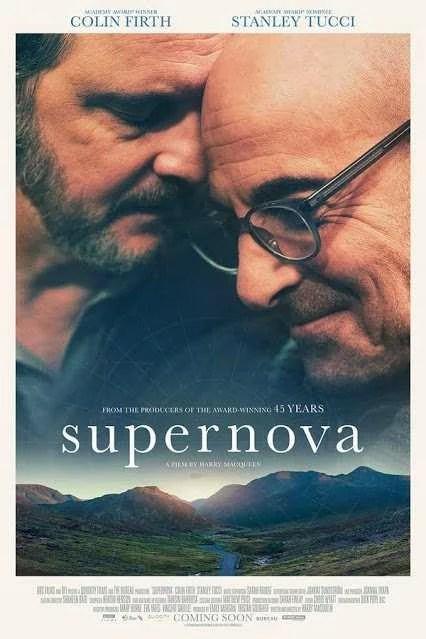Supernova - PELÍCULA -  Reino Unido - 2020