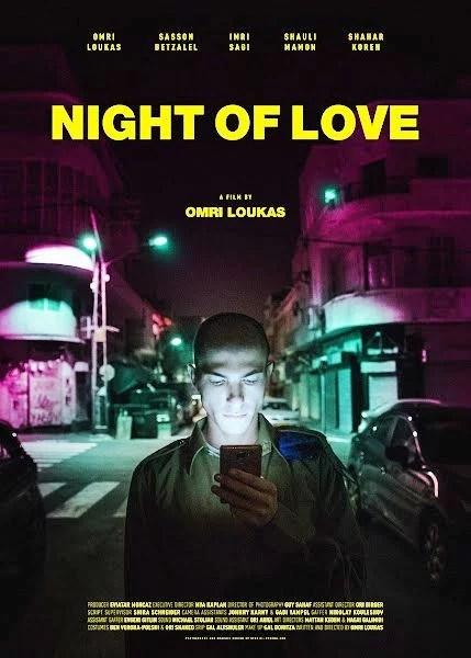 [+18] Noche de Amor - Night of Love - CORTO GAY - Israel - 2018
