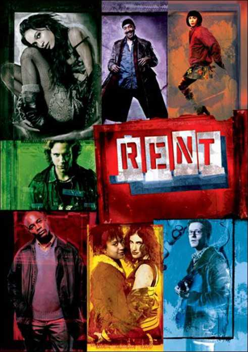 Rent - PELICULA - EEUU - 2005