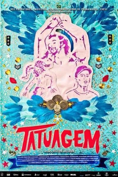 Tatuaje - Tatuagem - PELICULA - Brasil - 2013