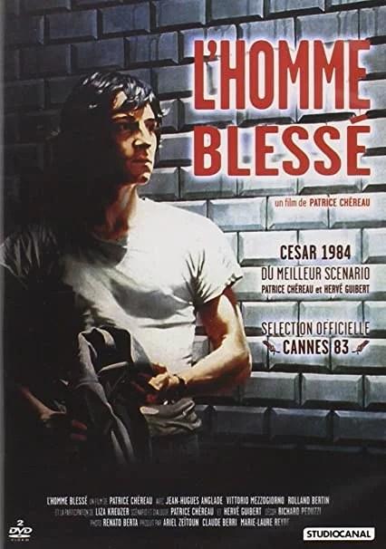 El Hombre Herido - L'homme Blessé - PELICULA - Francia - 1983