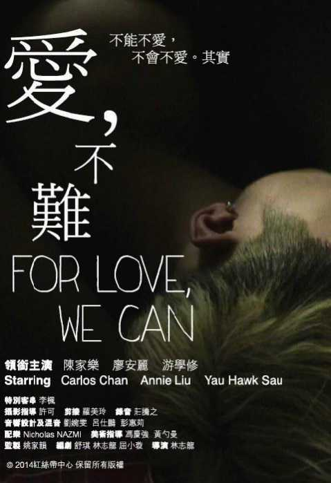 For Love, We Can - MEDIOMETRAJE GAY - China - 2014