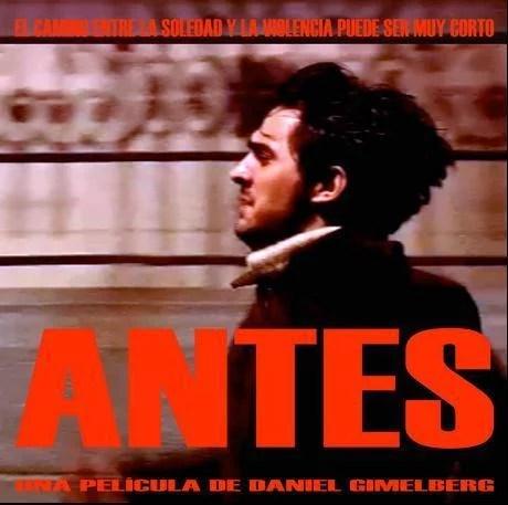 Antes - PELICULA - Argentina - 2000