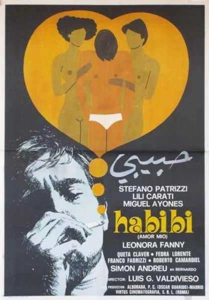 Habibi, Amor Mío - PELÍCULA - España - 1981