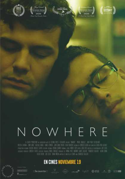 Nowhere - PELICULA - Colombia - 2020