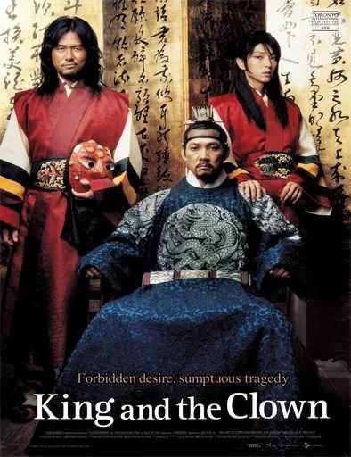 El Rey y El Payaso - PELÍCULA - Corea del Sur - 2005