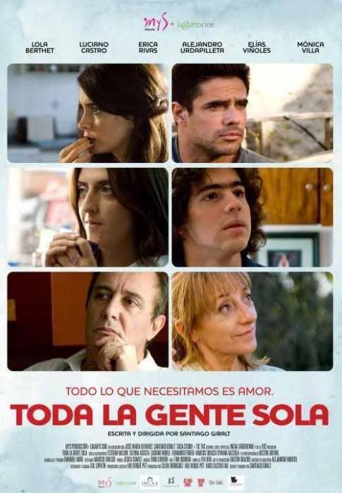 Toda La Gente Sola - PELÍCULA - Argentina - 2009