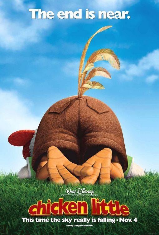 Chicken Little - PELICULA ONLINE