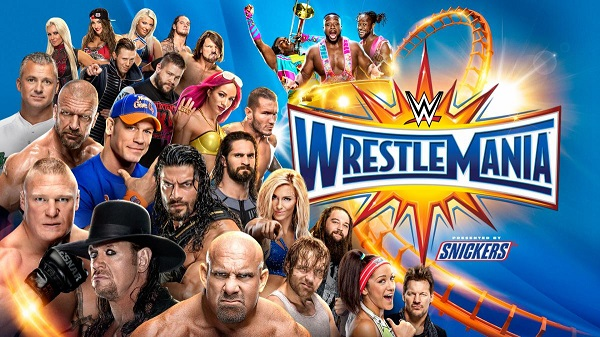 WW Wrestlemania 33 (2017)