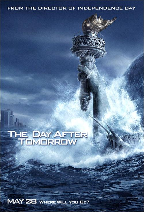 El día después de mañana - The Day After Tomorrow - Pelicula Online