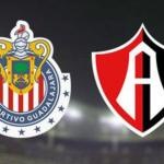 Chivas vs Atlas en VIVO