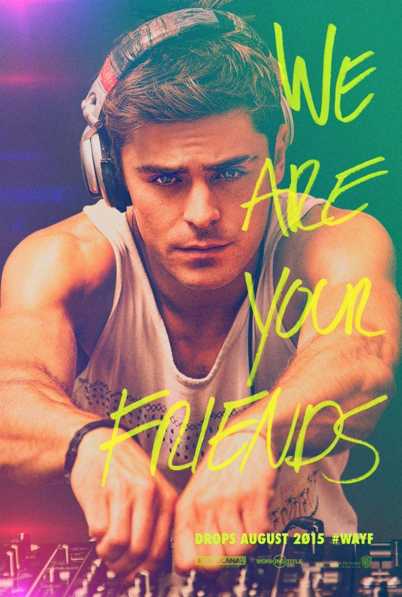 Música, Amigos y Fiesta - We Are Your Friends - Peliculas Online