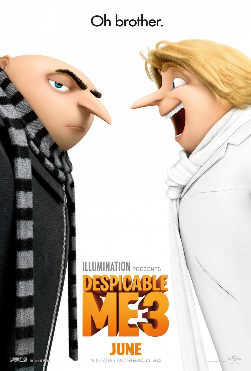 Mi villano favorito 3 - Despicable Me 3