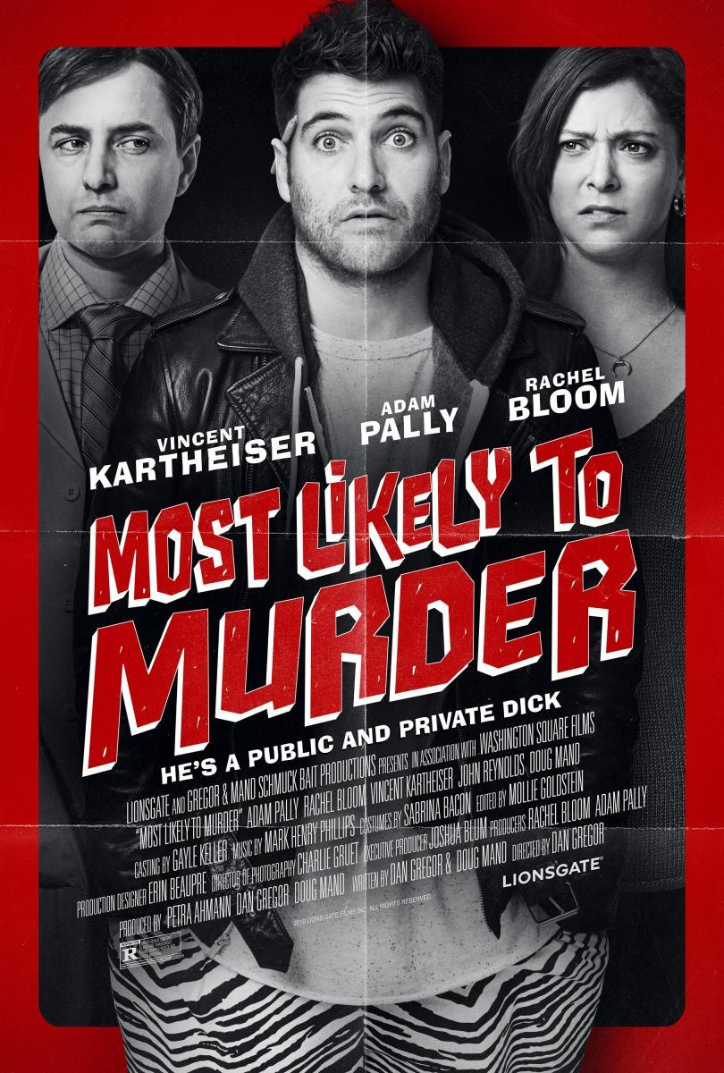 MOST LIKELY TO MURDER - ESPAÑOL LATINO PELICULAS SERIES TV ONLINE DESCARGAS