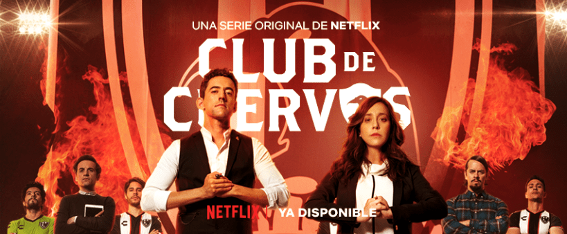 CLUB DE CUERVOS - TEMPORADA 4