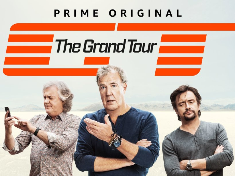 The Grand Tour - Temporada 3 - Series Online Prime Video Amazon