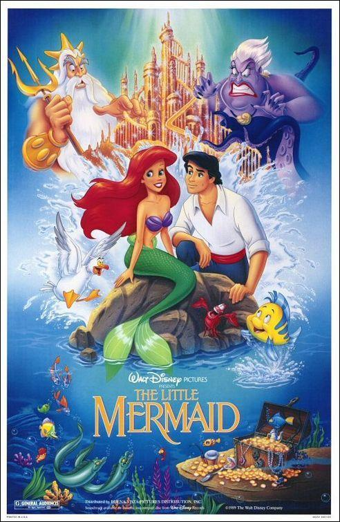 La sirenita - The Little Mermaid - Peliculas Online Latina