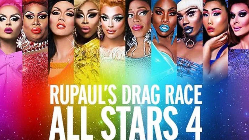 RUPAUL DRAG RACE ALL STAR TEMPORADA 4