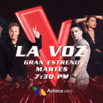 LA VOZ MEXICO  – KNOCKOUTS 6 – LUNES 03 DE JUNIO 2019