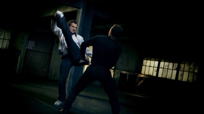 die fighting _
