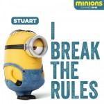 Minions Stuart