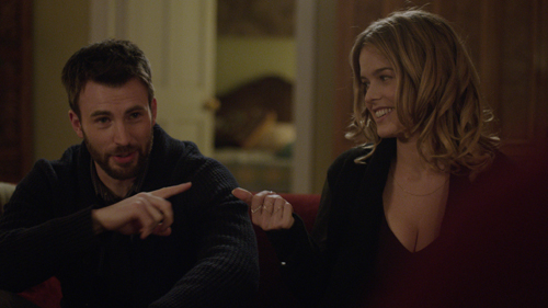 chris evans and alice eve in BEFORE WE GO_ayala malls cinemas