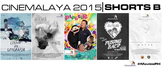 Cinemalaya Shorts B