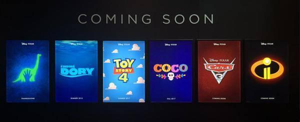 D23 Pixar