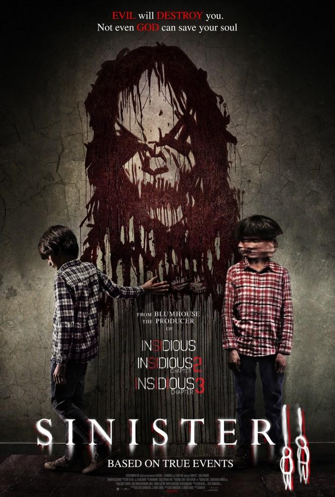 SINISTER 2 poster_