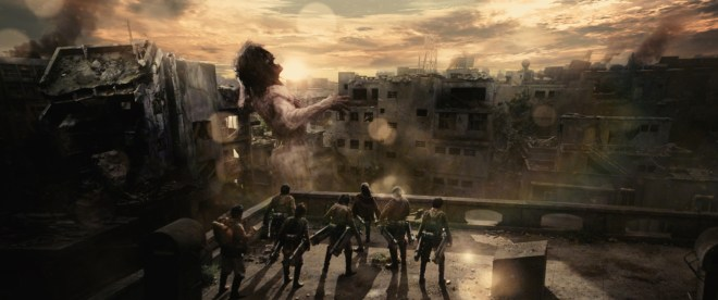 attack on titan2 end of the world