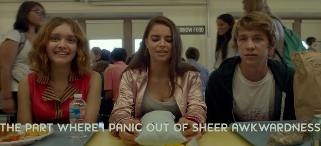 olivia cooke, katherine hughes, thomas mann ME AND EARL AND THE DYING GIRL