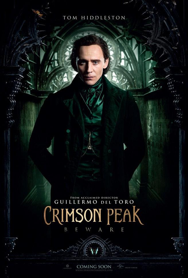 Crimson Peak Tom Hiddleston
