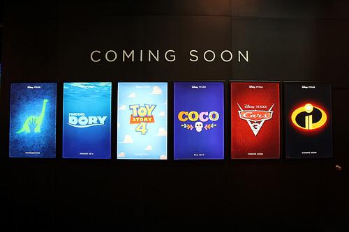 Pixar Movie