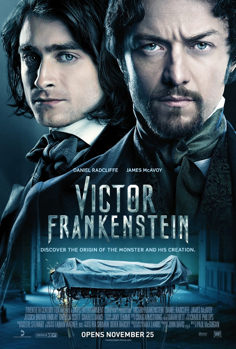 25 Victor Frankenstein