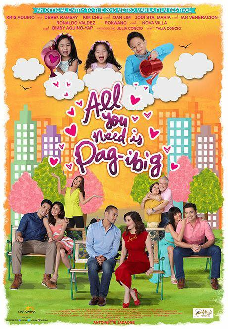 All You Need is Pag-Ibig Poster
