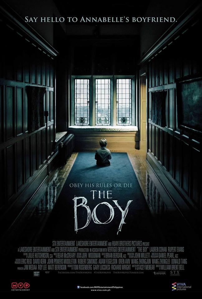 27 The Boy