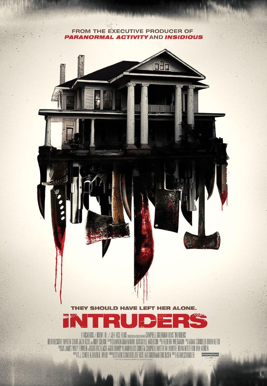 16 Intruders